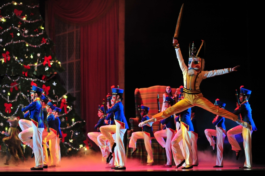 Tyler Haritan - Nutcracker - photo-Peter Zay